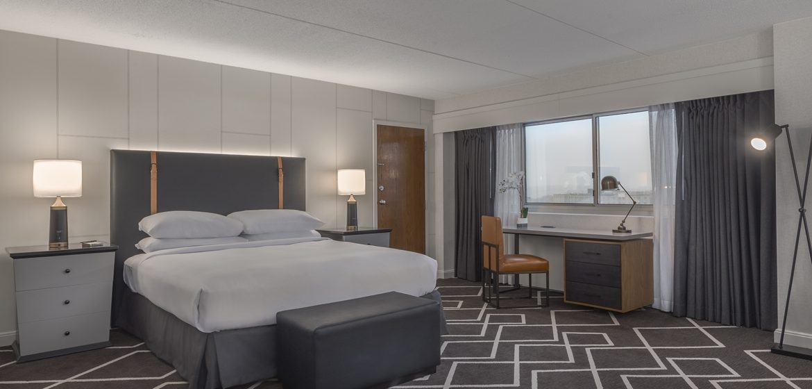 Hilton Boston/Woburn Announces Completion of $16 Million Renovation