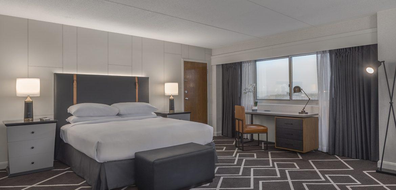 Hilton Boston/Woburn Announces Completion of $16 Million Renovation
