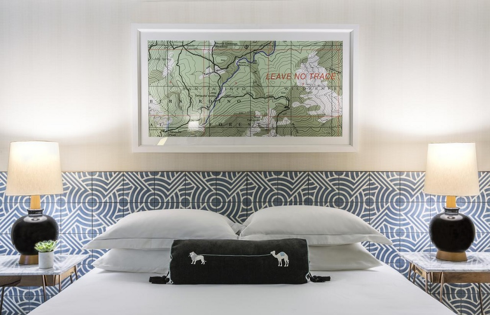 Kimpton The Rowan Palm Springs made a splash in the Southern California desert with its opening on November 17