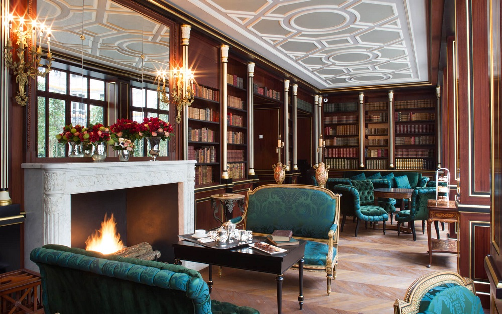 La Reserve Paris - Five of the best City Hotels in Europe