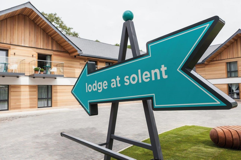 Lodge at Solent