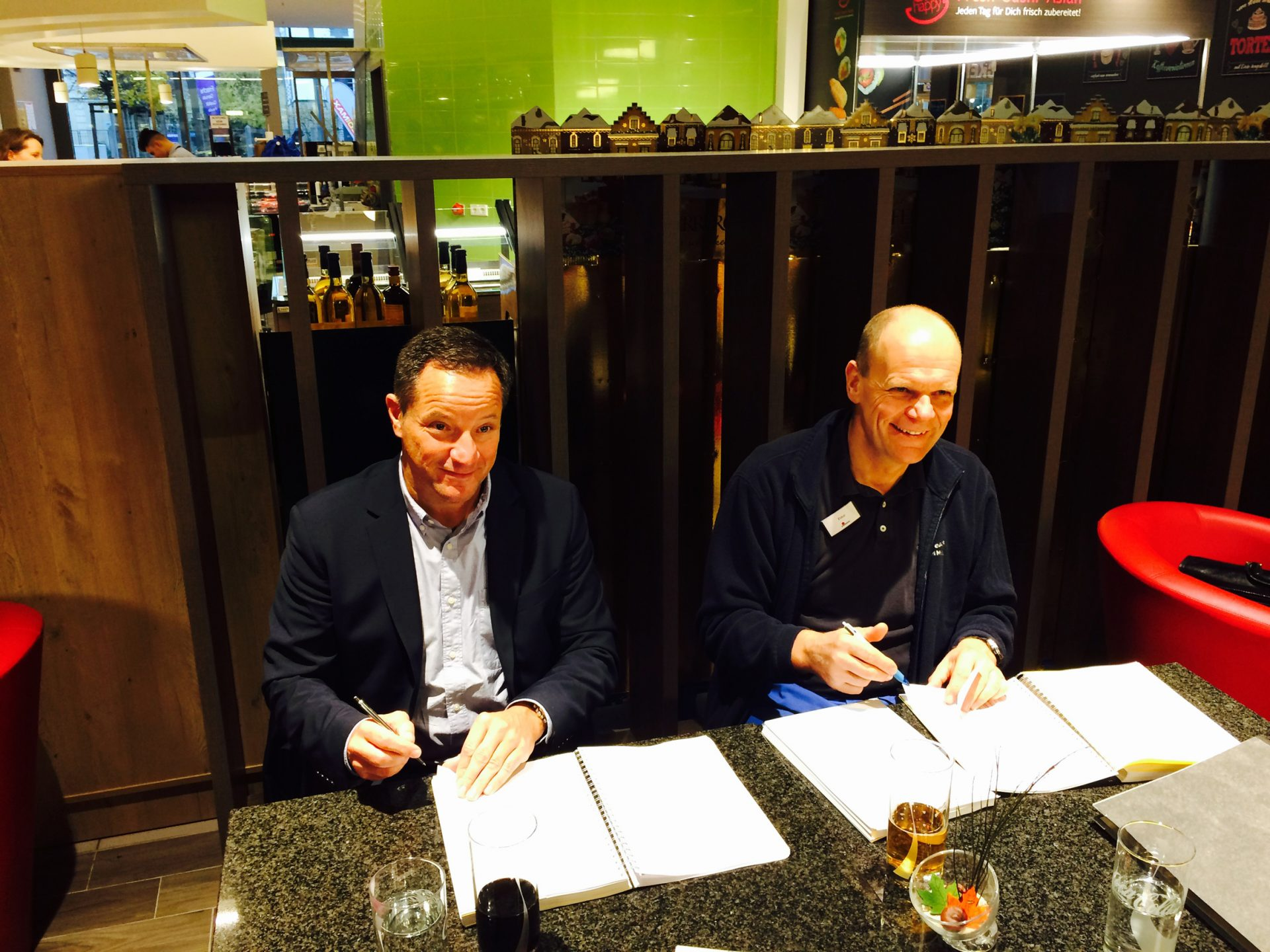 MEININGER - An agreement has been signed to open a new hotel in Dresden