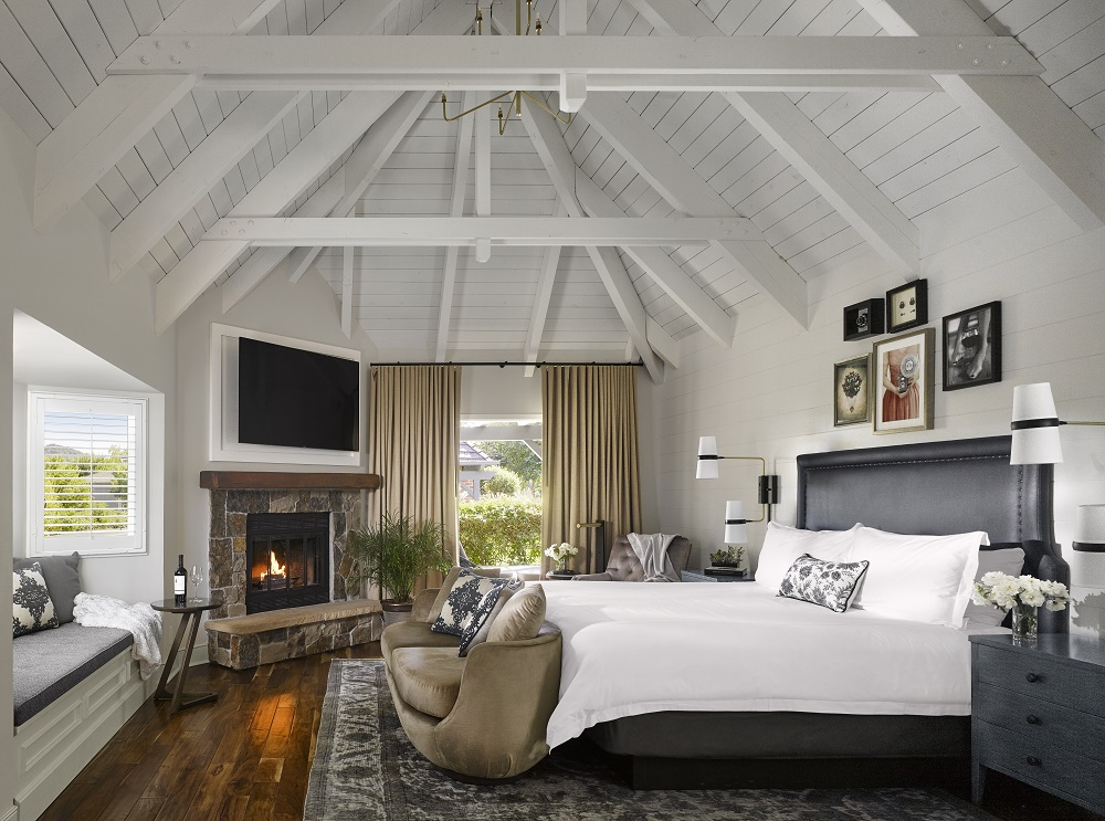 Vintage House at The Estate Yountville Reimagined