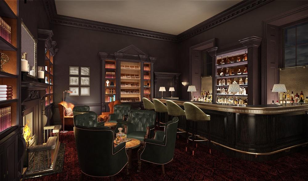 The Langley Bar