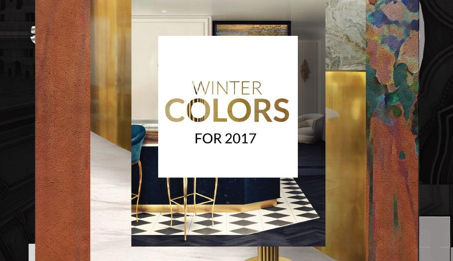 Winter Colour Trends