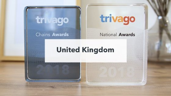 trivago - best UK hotels