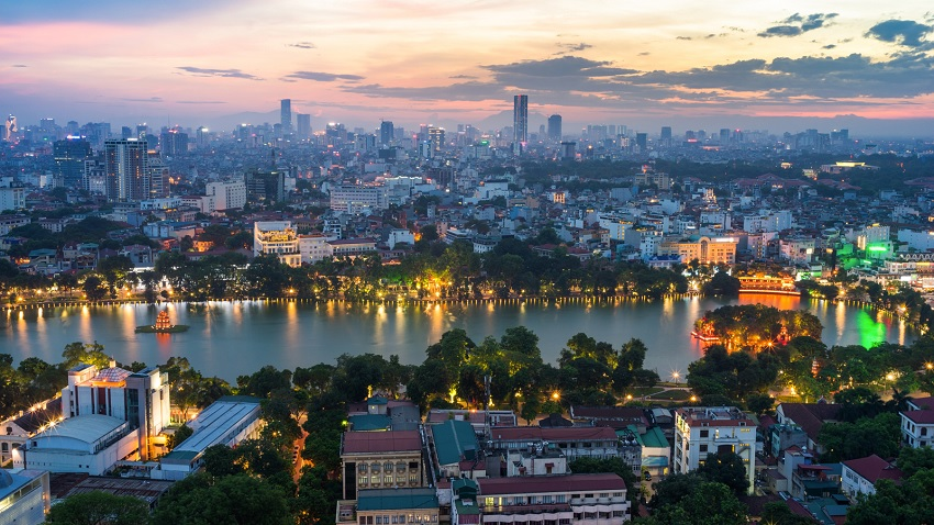 Plans announced for Four Seasons Hanoi at Hoan Kiem Lake