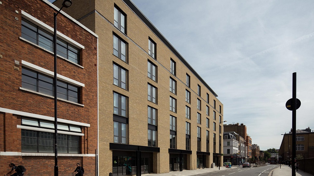 Work Completes on New hub by Premier Inn Hotel for King's Cross