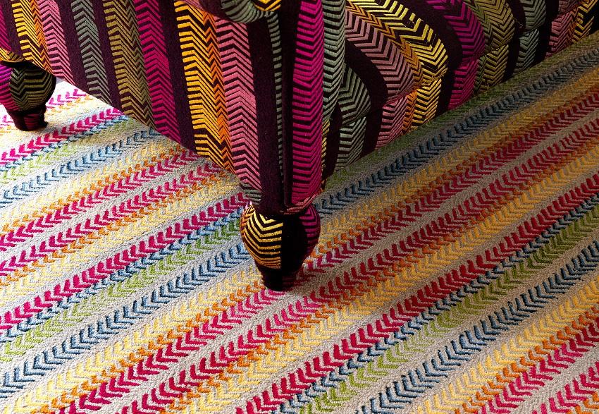 Kit Kemp Wilton Carpets