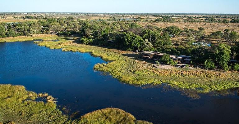 Qorokwe Camp, Botswana