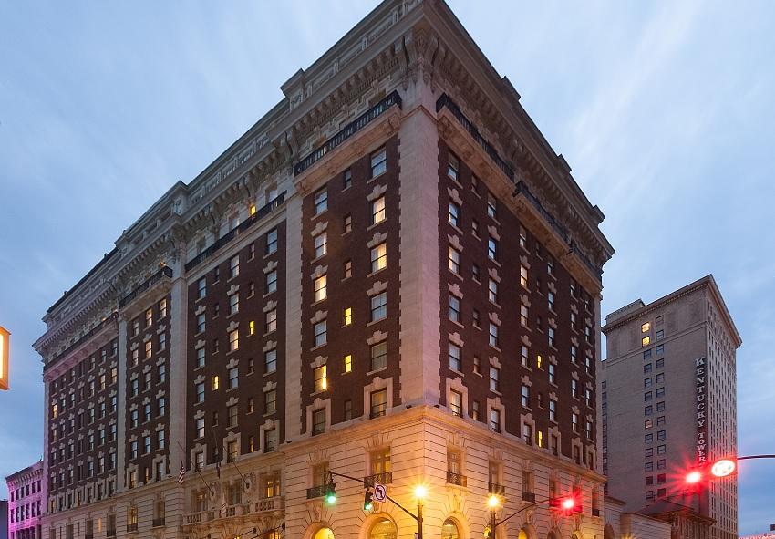 Rockbridge acquires Seelbach Hilton Hotel