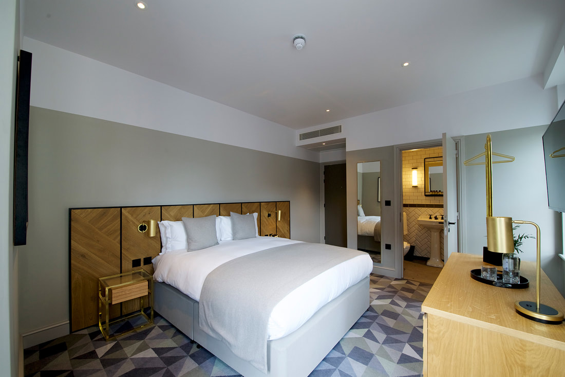 Home hotel designs for Hotel design london