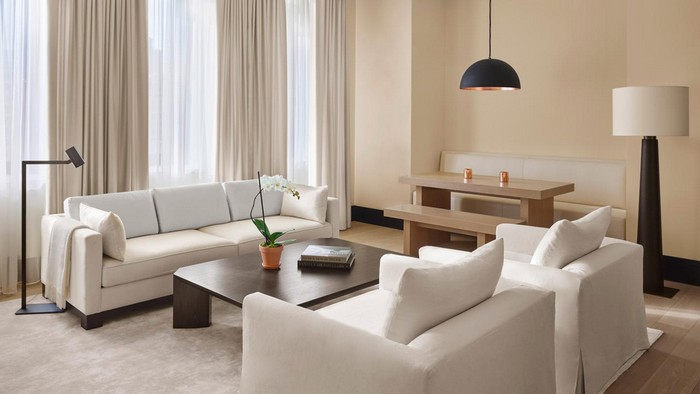 Project Spotlight: New York Edition by Rockwell Group
