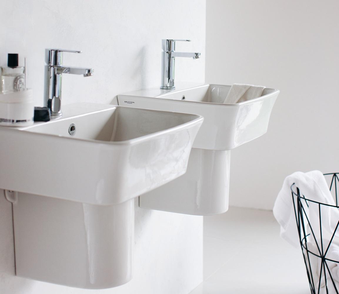 Britton Bathrooms unveil new luxury bathroom ceramics with discreet