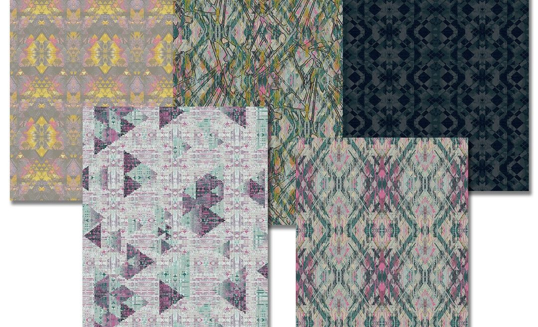 Wilton Carpets debuts Decadence collection