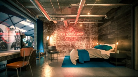 BrewDog reveal plans for 'craft beer hotel'
