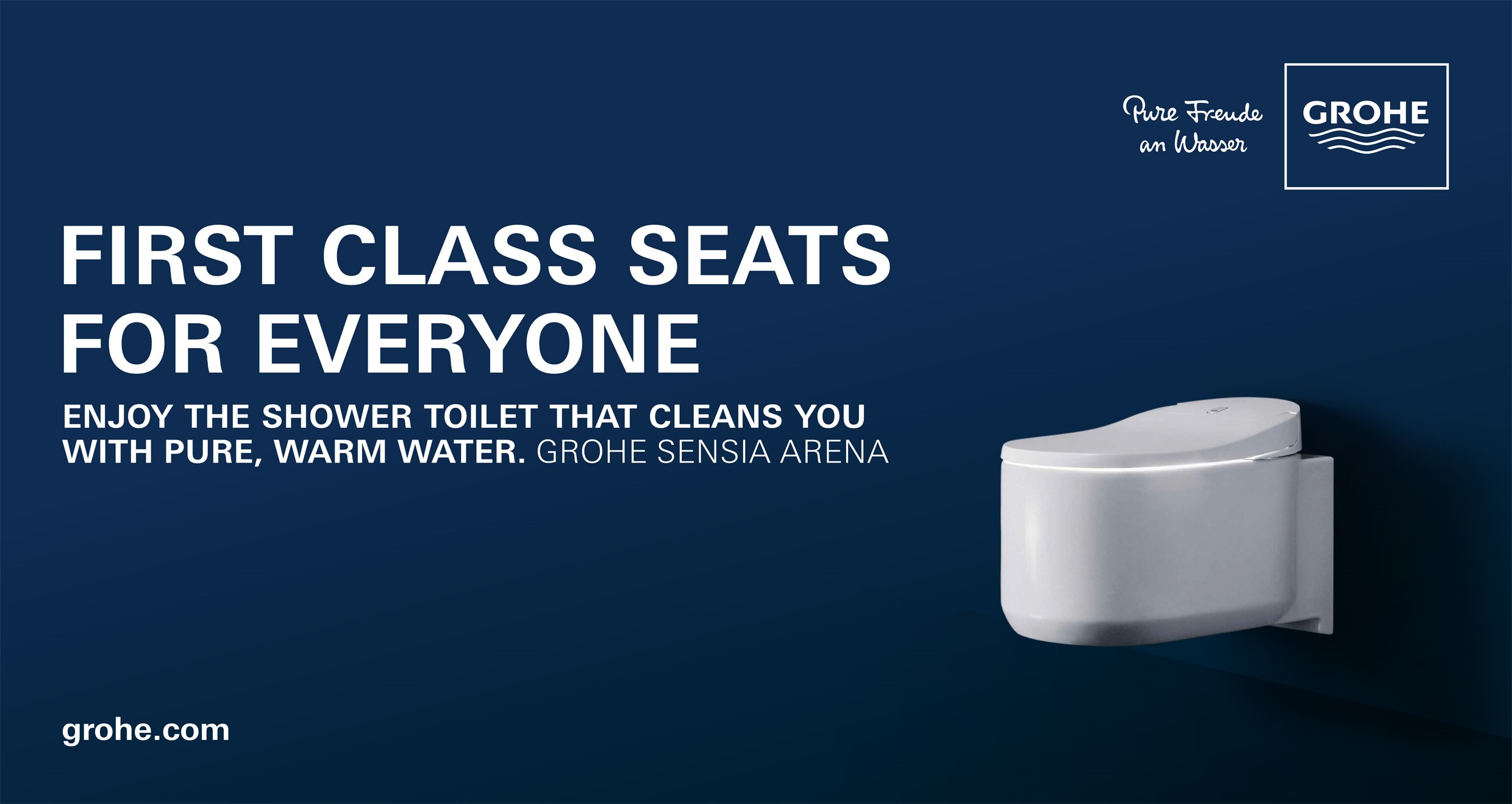 Grohe launches shower toilet campaign at international airports ...