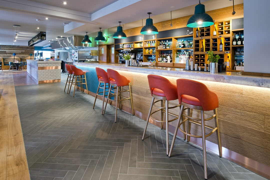 Versital Marble Bar Tops Commissioned For New Whitbread ...