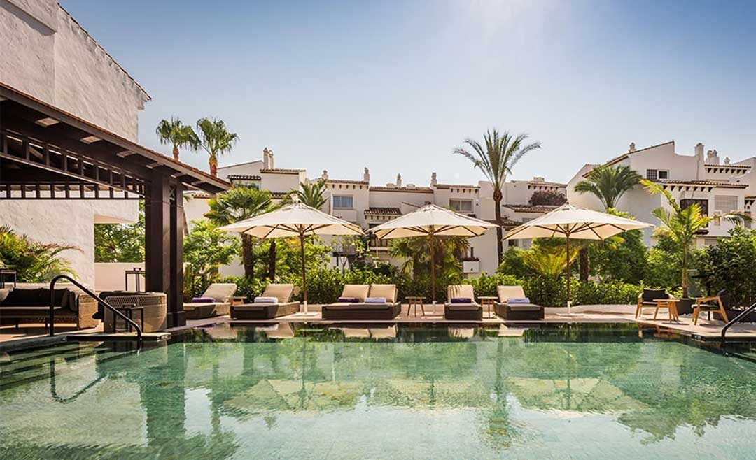 Nobu hotel confirms march 29th marbella resort opening - Ambience home design marbella ...
