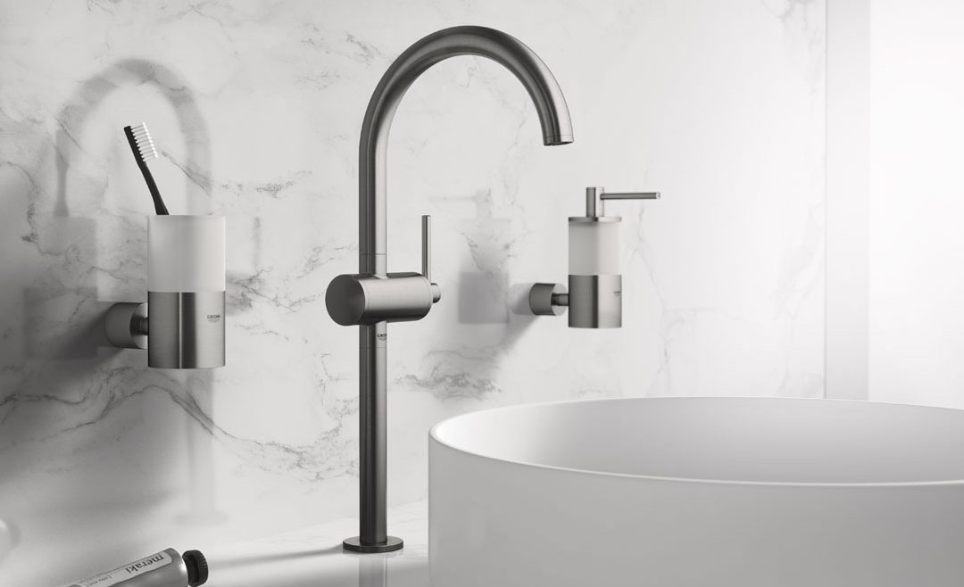 GROHE secures nine Red Dot Awards - Hotel Designs