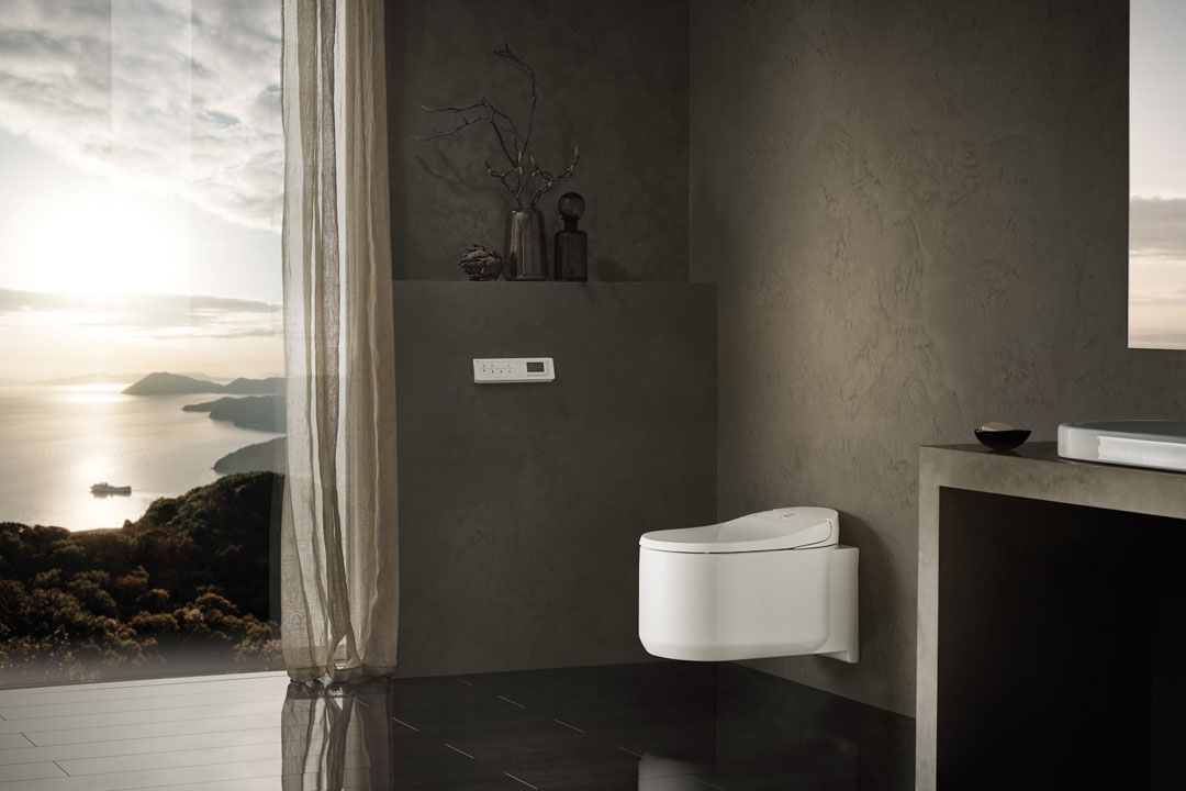 GROHE-Sensia-Arena-shower-toilet-Prices-from-3370 - Hotel Designs