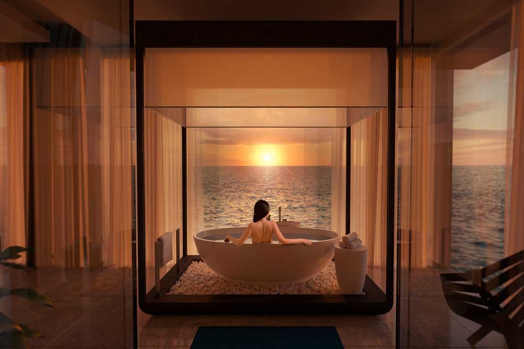 bottom section news • Hotel Designs