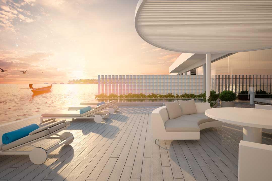 Conrad males rangali to create 15m sleeping under the sea experience hotel designs