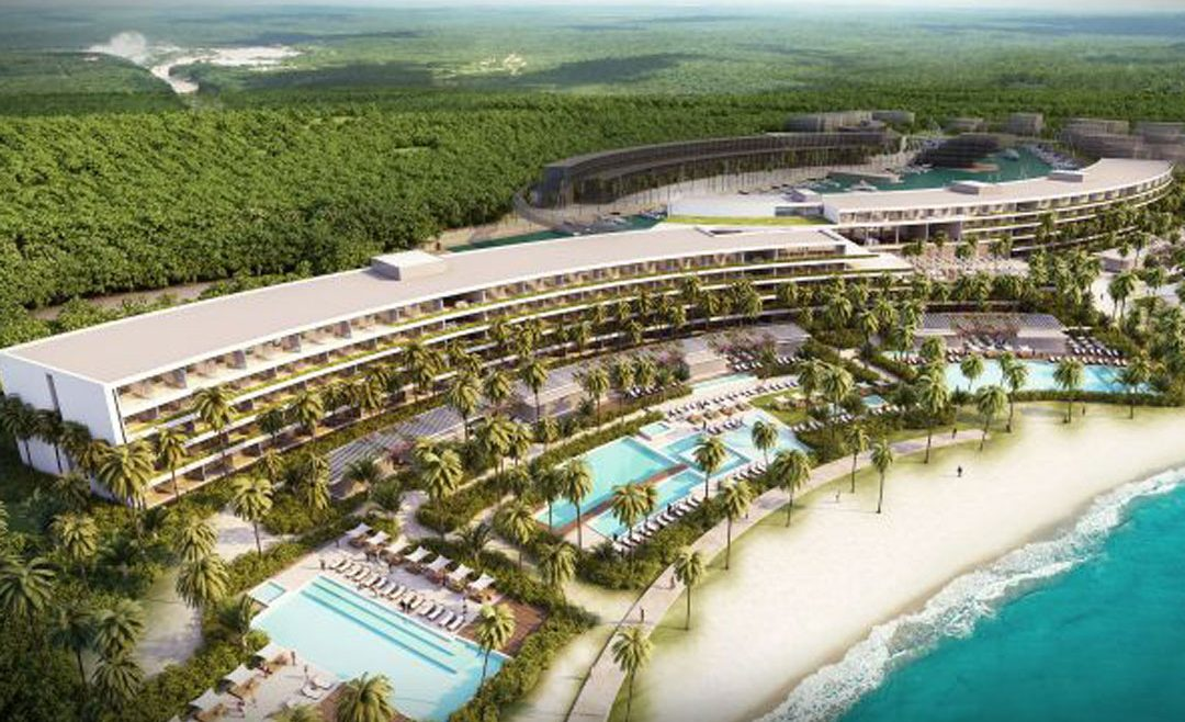 Meliá Confirms 1q19 Opening Fifth Paradisus Property In Mexico Hotel Designs