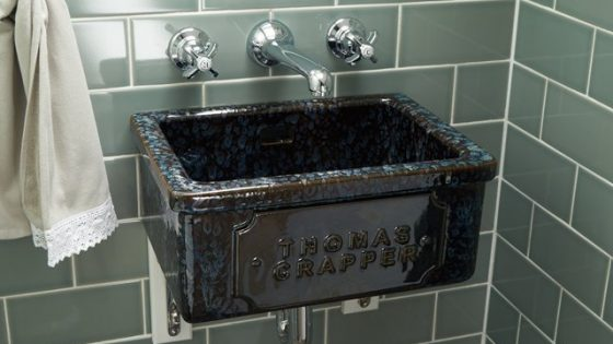 Thomas Crapper Harwood Washbasin