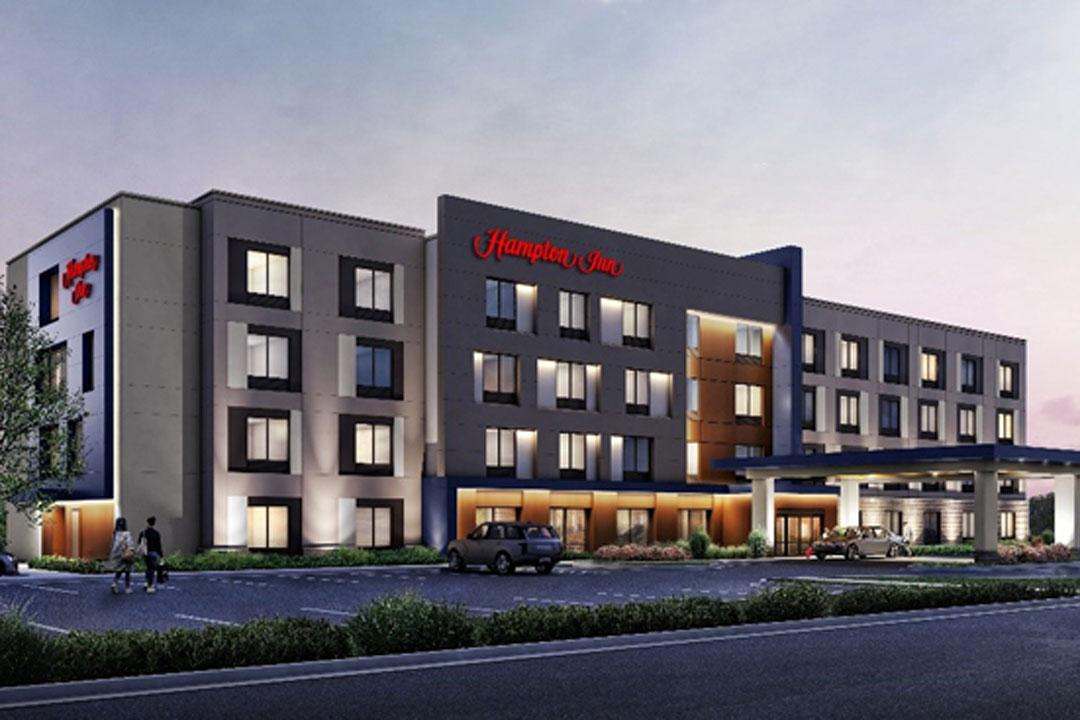 Hampton by hilton unveils new design prototype hotel designs for New hotel design