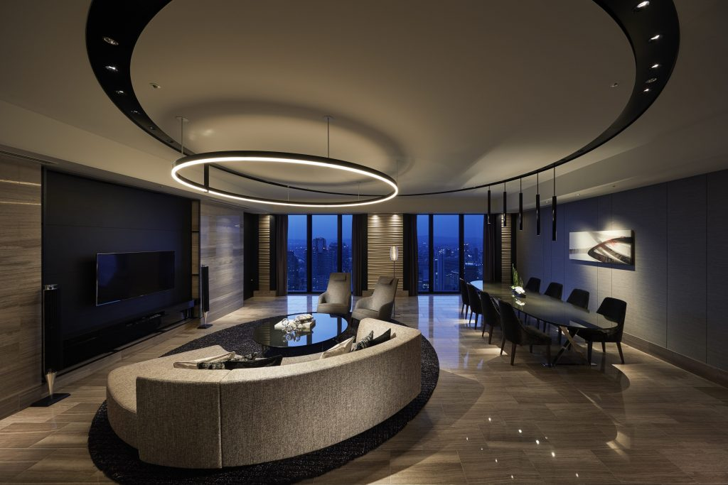 Q a interview with atsushi kaneda lighting designer for Design hotel osaka