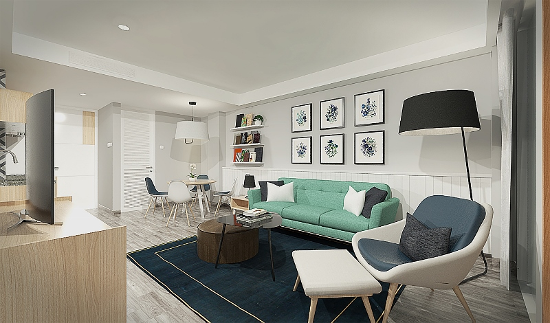 meli hotels international opens sol house bali kuta hotel designs. Black Bedroom Furniture Sets. Home Design Ideas