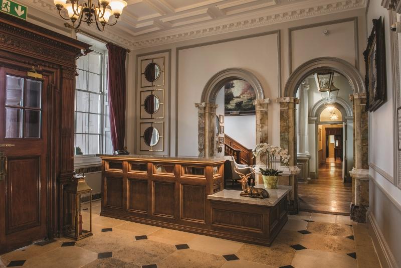 De Vere Wokefield Estate - Reception