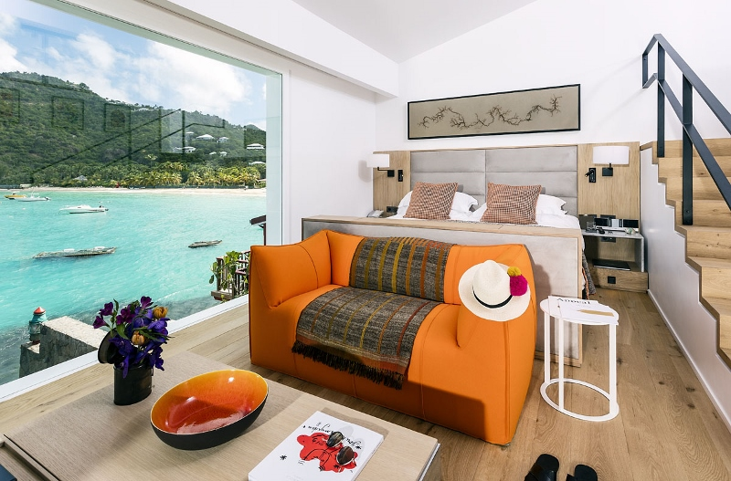 Suite with stunning sea view