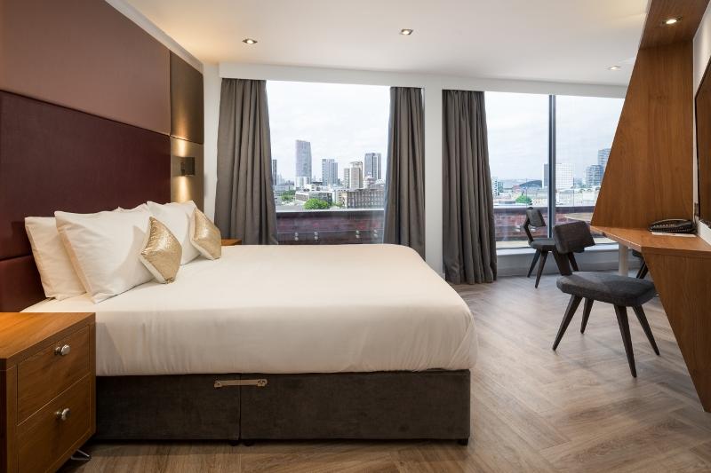 Modern flexible accommodation room