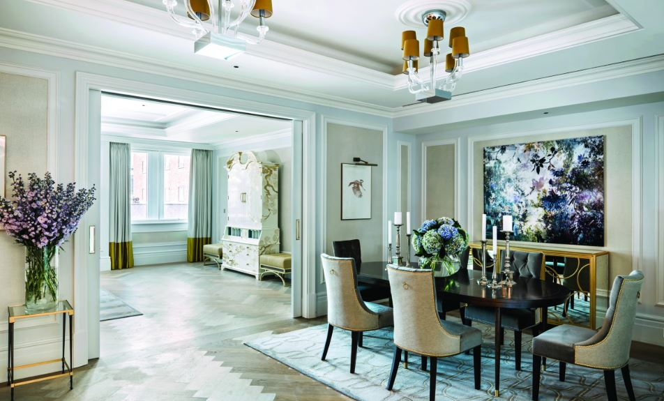 The Sterling Suite, Langham London