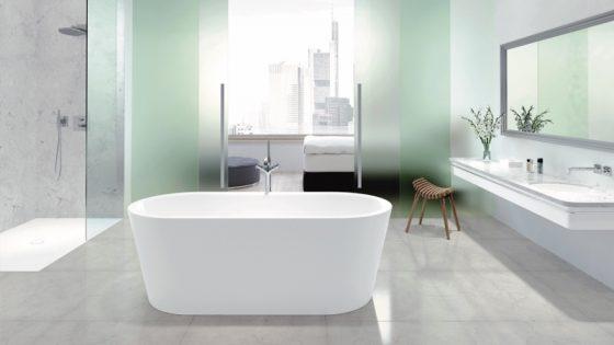 Modern Kaldewei bathroom