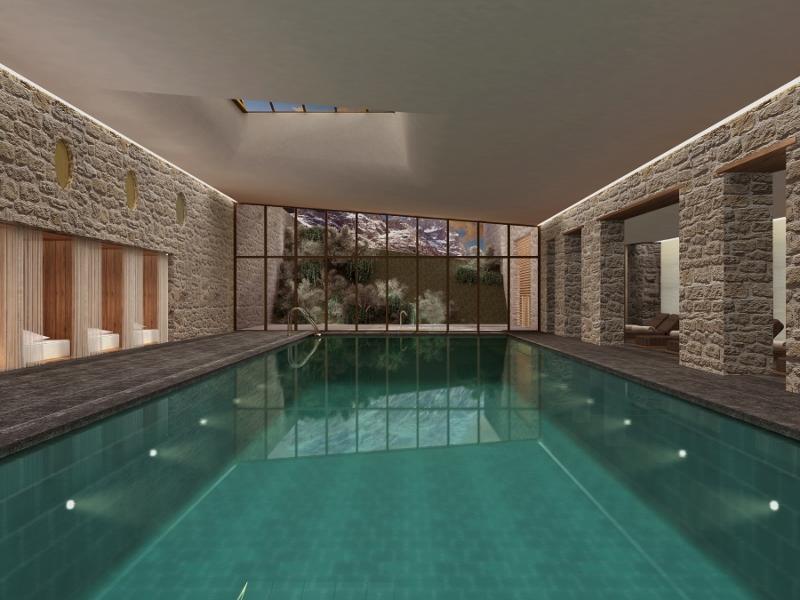 Design hotel in the dolomites will define a new model of for Designhotel definition