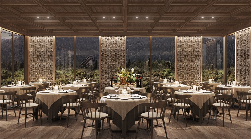 Design hotel in the dolomites will define a new model of for Designhotel definition