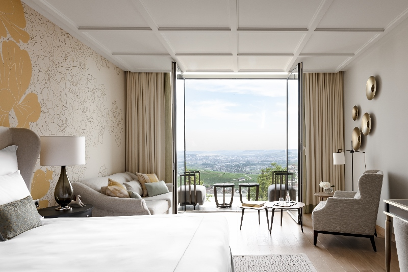 The Royal Champagne Hotel Spa Opens As Region S First Five Star Contemporary Hotel Hotel Designs