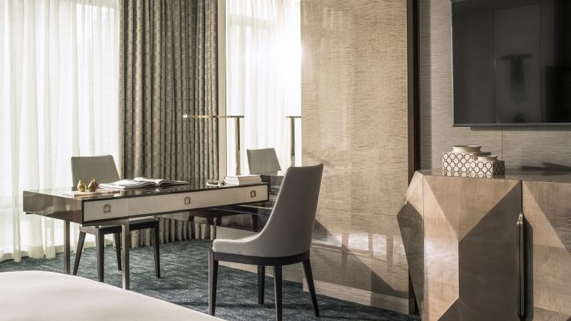 Four Seasons Hotel Kuala Lumpur Opens As Urban Hideaway Hotel Designs