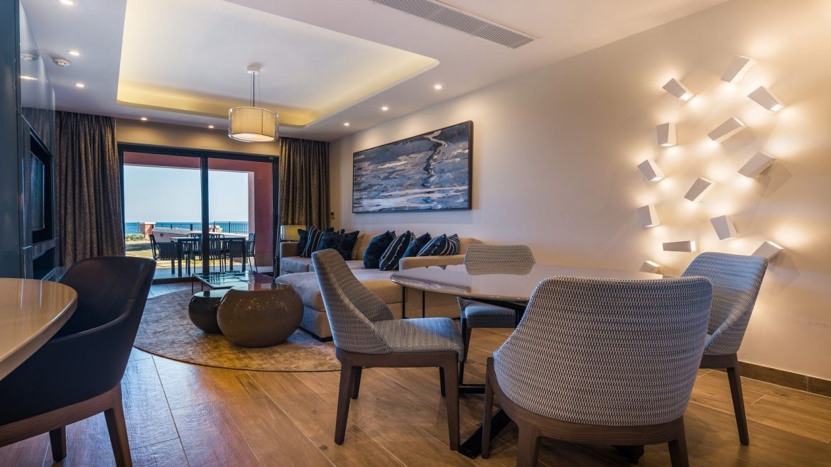 Luxury Bay Suite