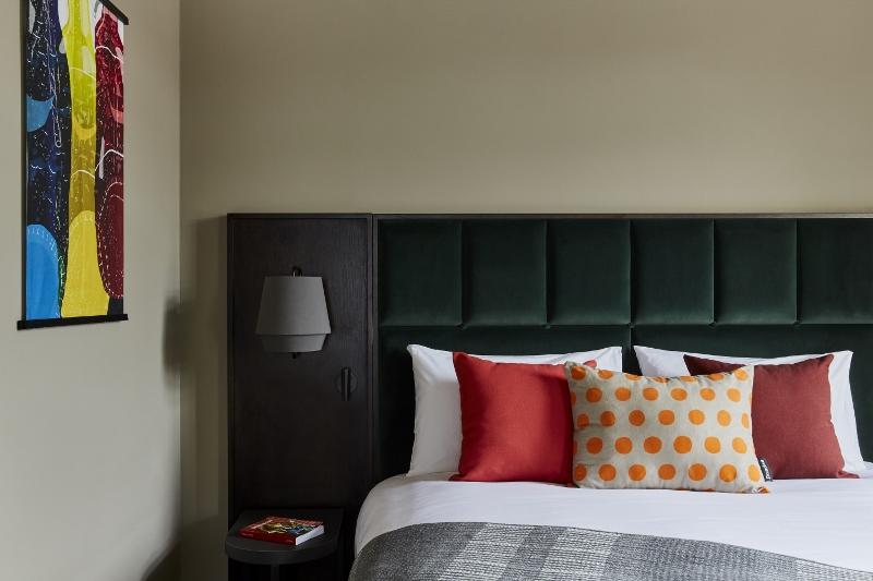 Standard room at Hotel Indigo Dundee