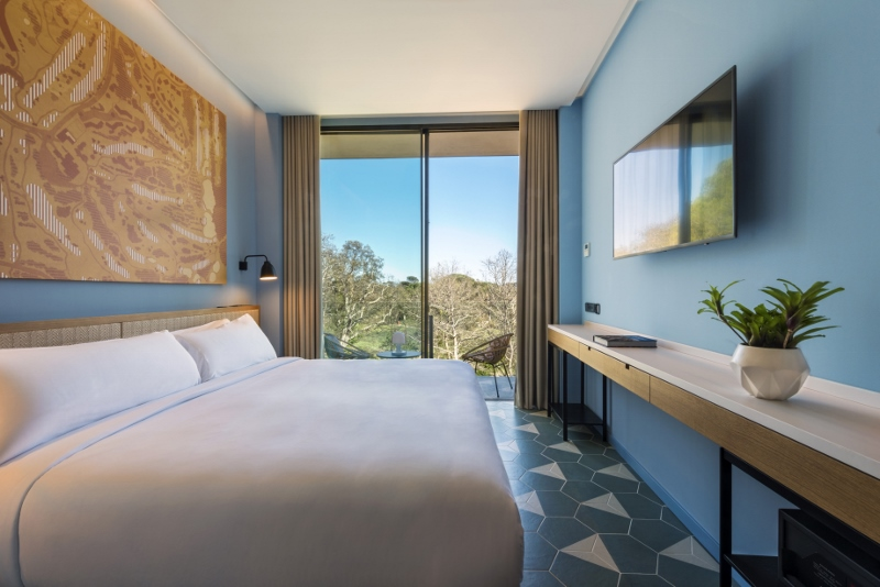 Room 39 - Hotel La Vida - PGA Catalunya Resort - Girona - Spain