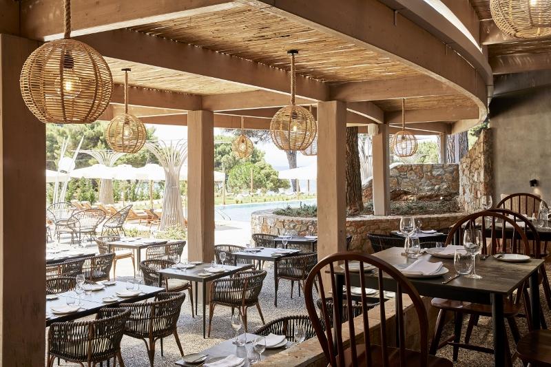 Nest Bar and resaurant