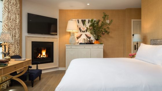 Home-from-home cosy guestroom