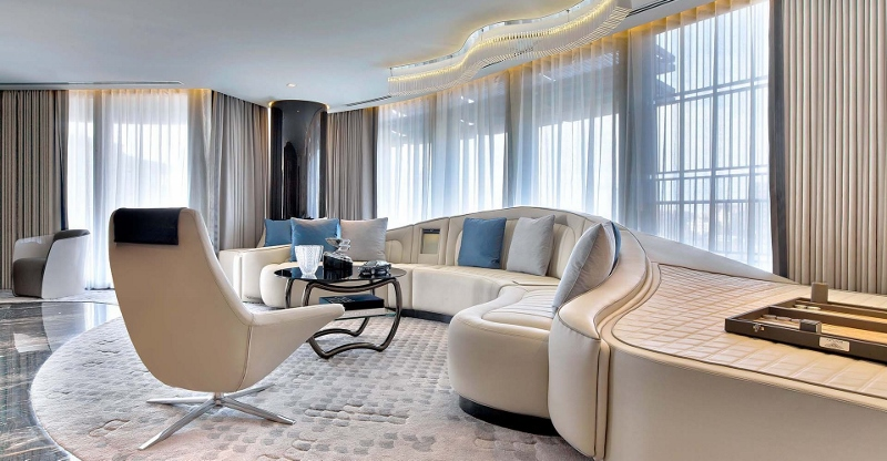 Bentley Suite, Istanbul