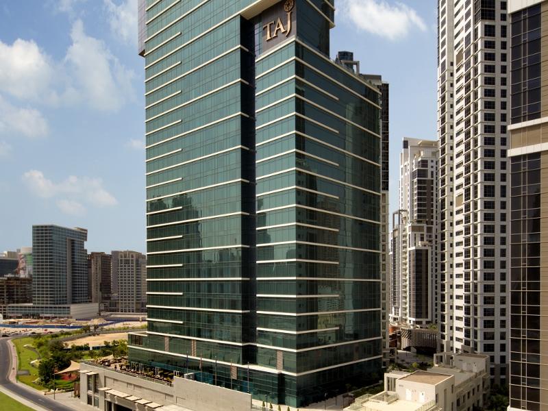 The Indian Hotel Company Limited (IHCL) signs fourth Taj hotel in Dubai •  Hotel Designs