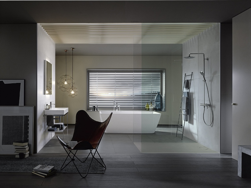 TREND ALERT: Favourite Shades Of Grey In The Bathroom
