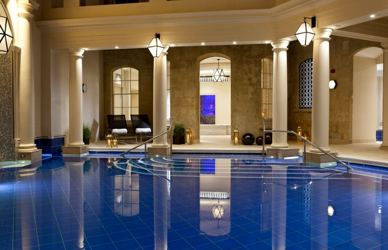 Luxurious spa at The Gainsborough